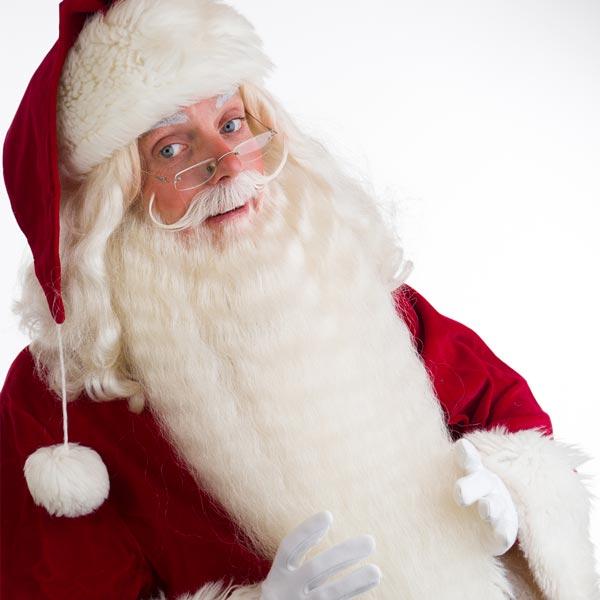 Danmarks smukkeste julemand